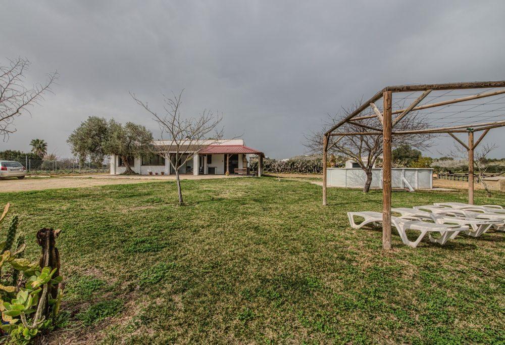 Casa rural en Arcos de la Frontera. Cadiz. Huerta del Prado