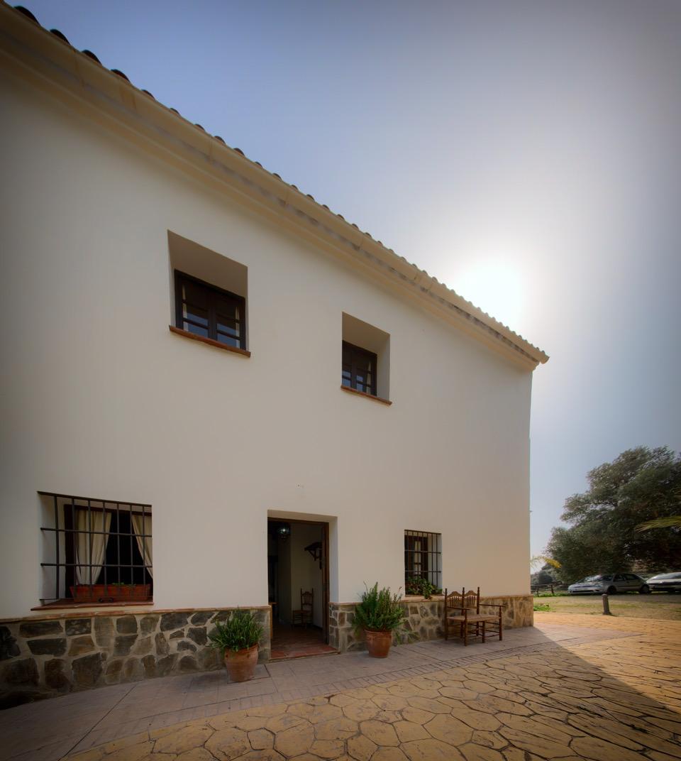 Galeria De Casas Exteriores: Casas Rurales En Cádiz