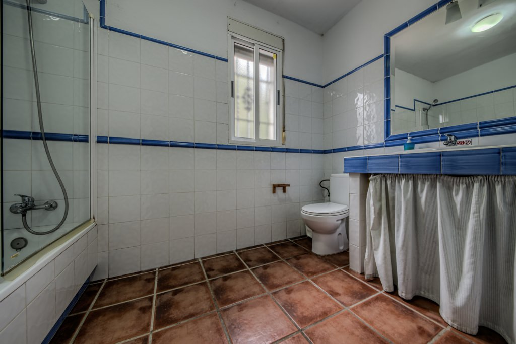Baño: Casa Rural en Cádiz (Arcos) Huerta del Prado