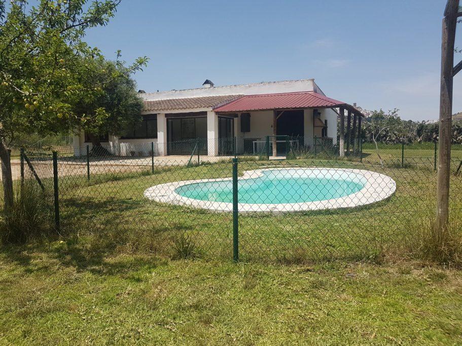 Casa Rural con Piscina en la Sierra de Cádiz