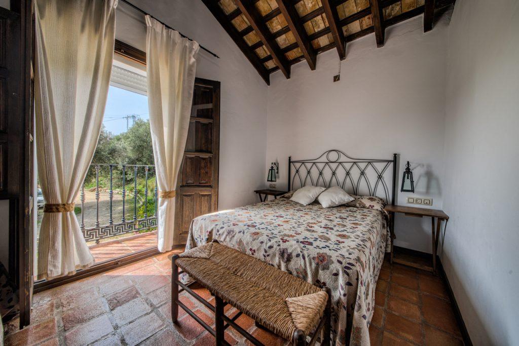 Dormitorio doble. Casas Rurales en Cádiz. Arcos de la Frontera
